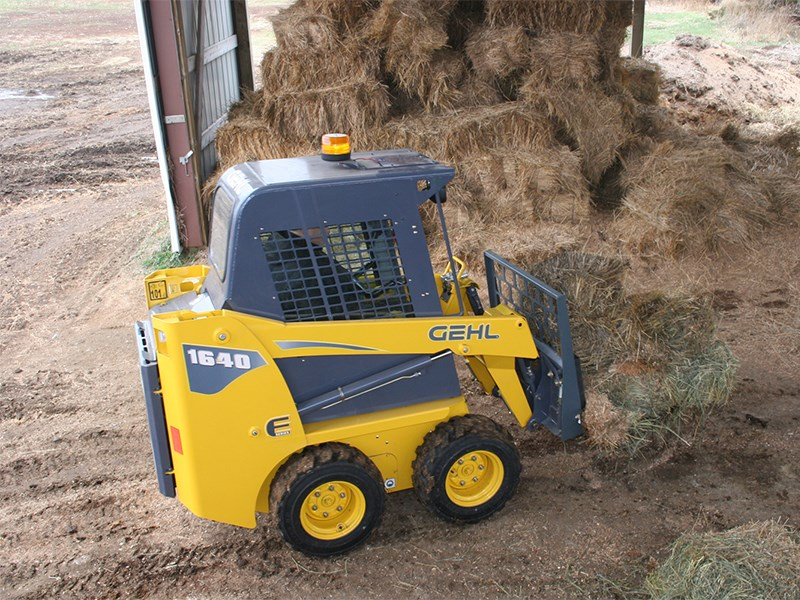 Gehl 1640E Skid Steer Loader