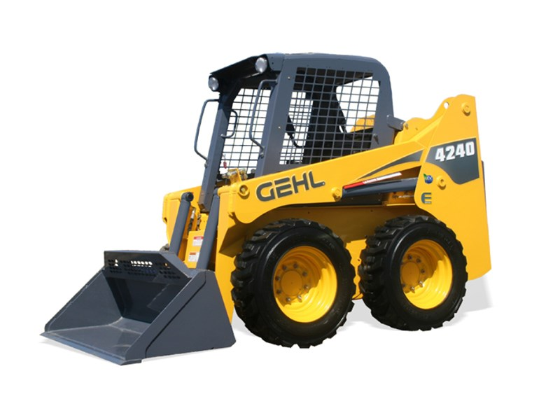 Gehl 4240E Skid Steer Loader