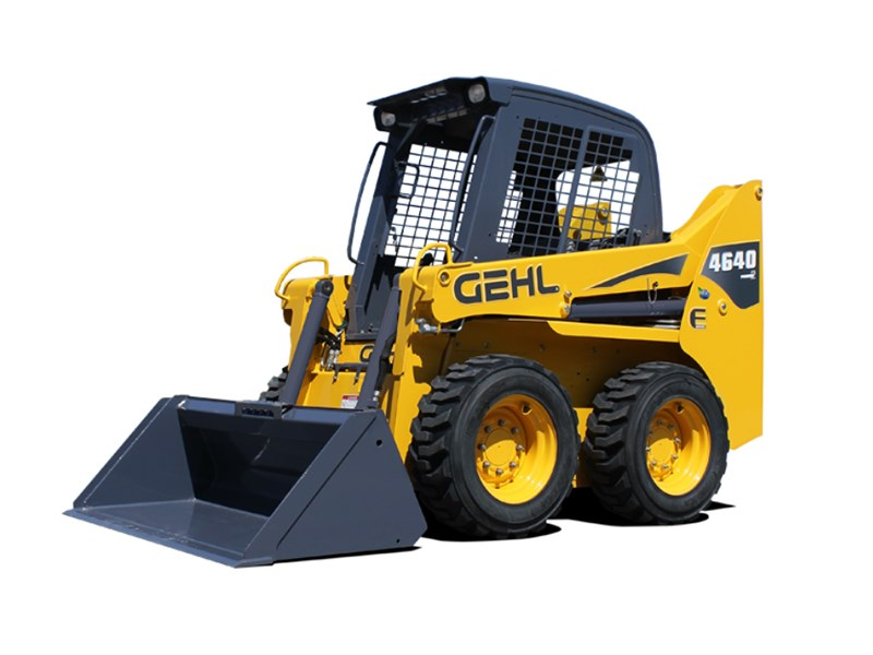Gehl 4640E Skid Steer Loader