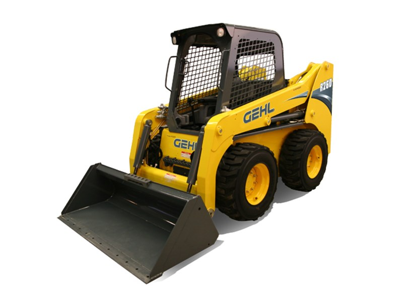 Gehl R260 Skid Steer Loader