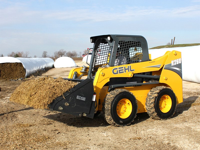 Gehl R260 Skid Steer Loaders