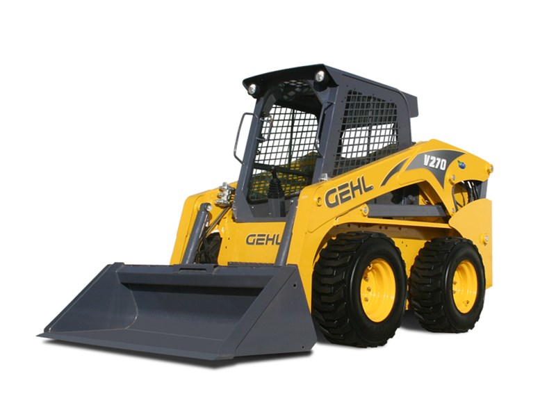Gehl V270 Skid Steer Loader