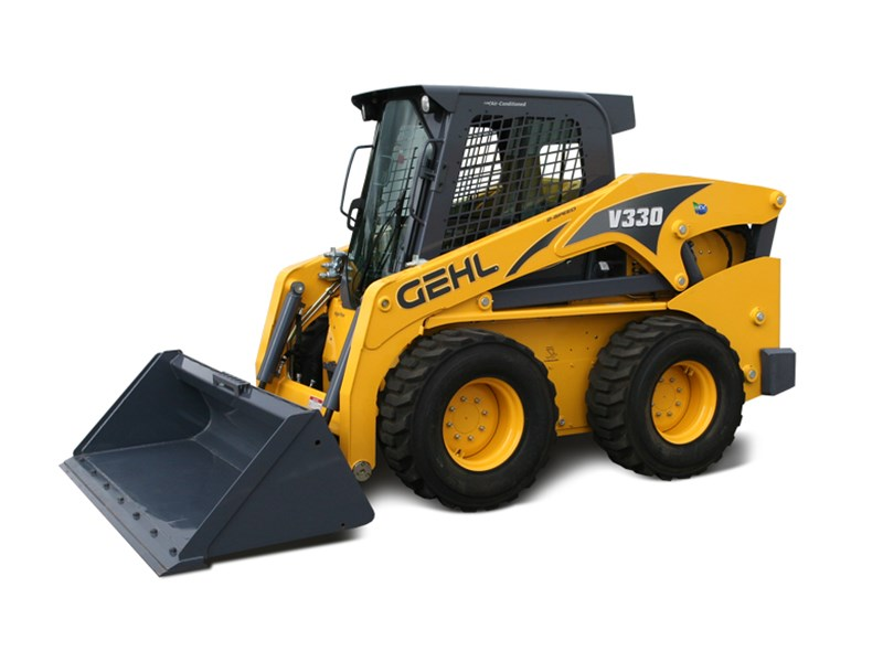 Gehl V330 Skid Steer Loader
