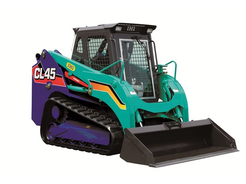 IHI CL45 Skid Steer Loader