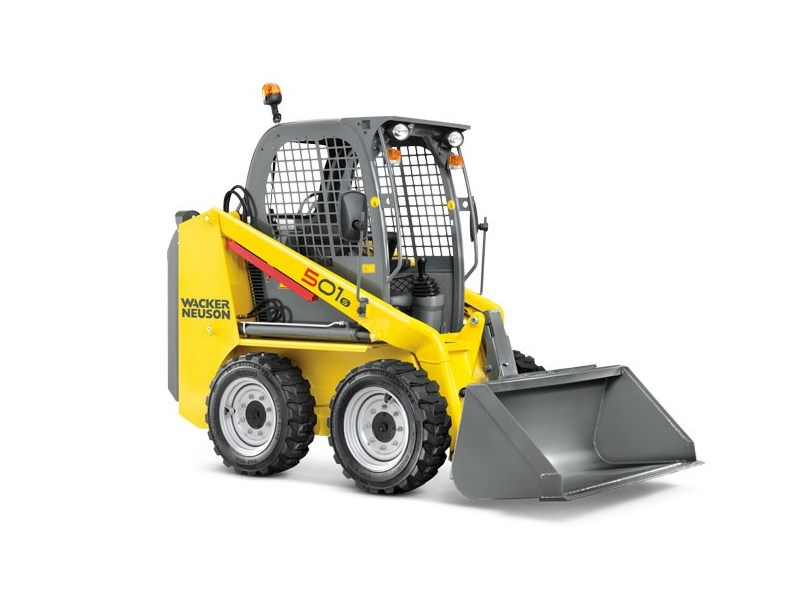 Wacker Neuson 501s Skid Steer Loader