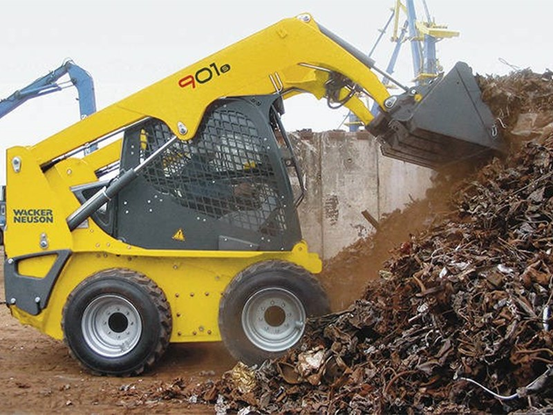 Wacker Neuson 901s Skid Steer Loader