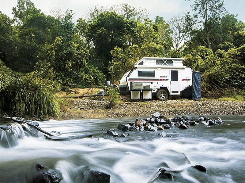 Rhinomax Campers Discovery Hybrid