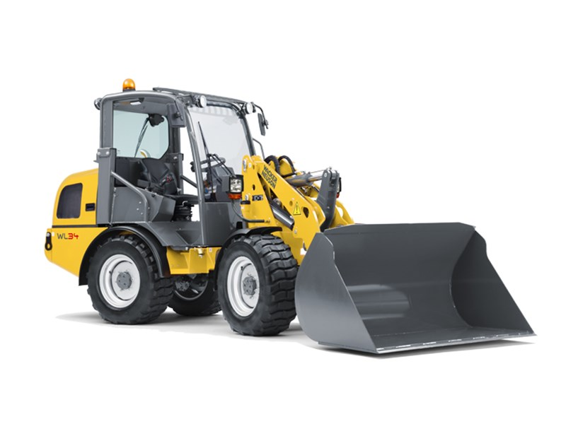 Wacker Neuson WL34 Wheel Loader
