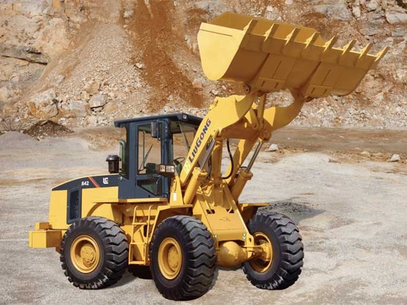 Liugong CLG842 Wheel Loader