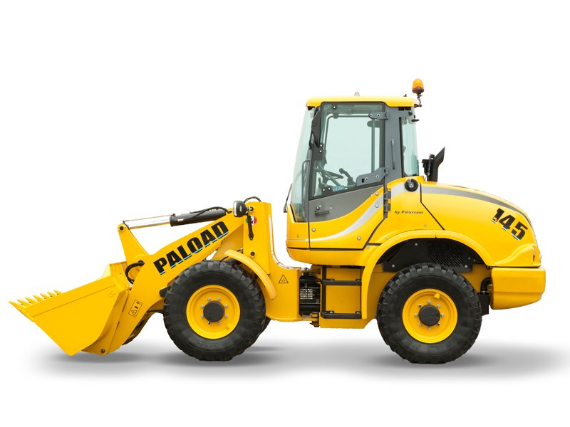 Palazzani PL 145 Wheel Loader