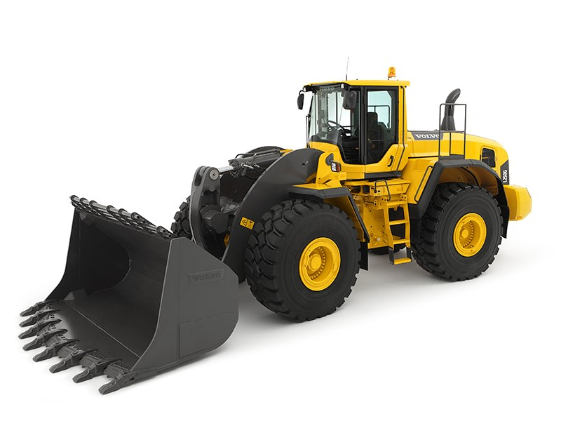 Volvo L250G Wheel Loader