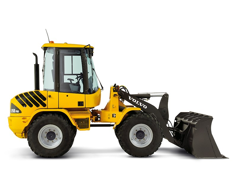 Volvo L35B Wheel Loader