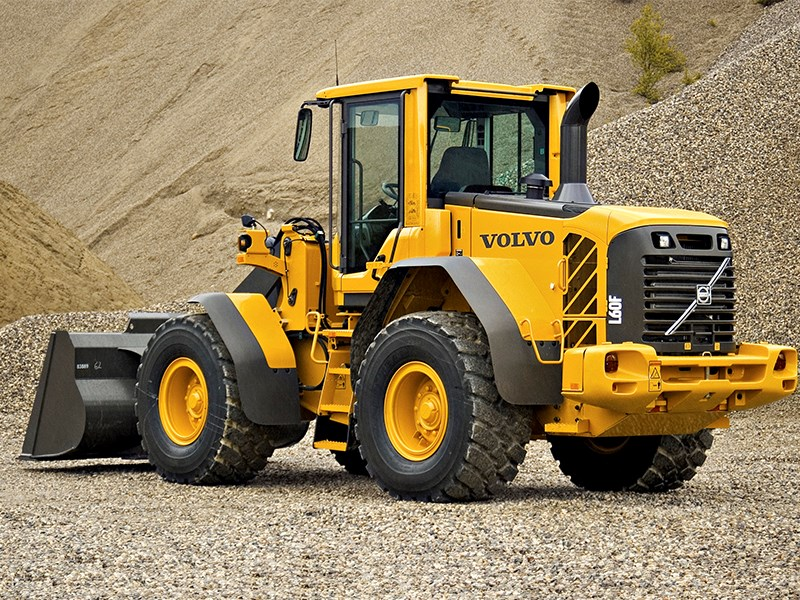 Volvo L70F Wheel Loader