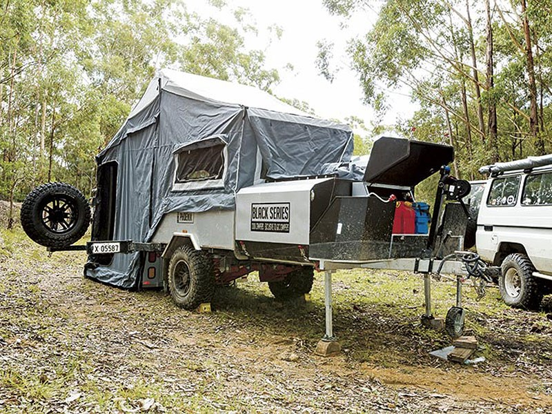 GIC Campers Black Series Phoenix