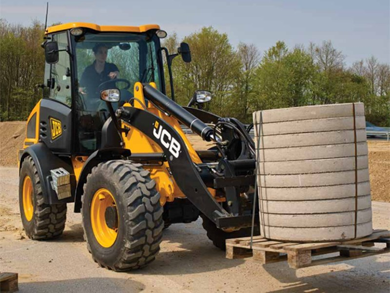 JCB 409 ZX Wheel Loader