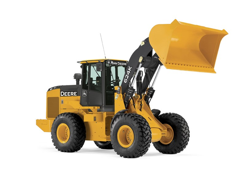 John Deere 624K Wheel Loader