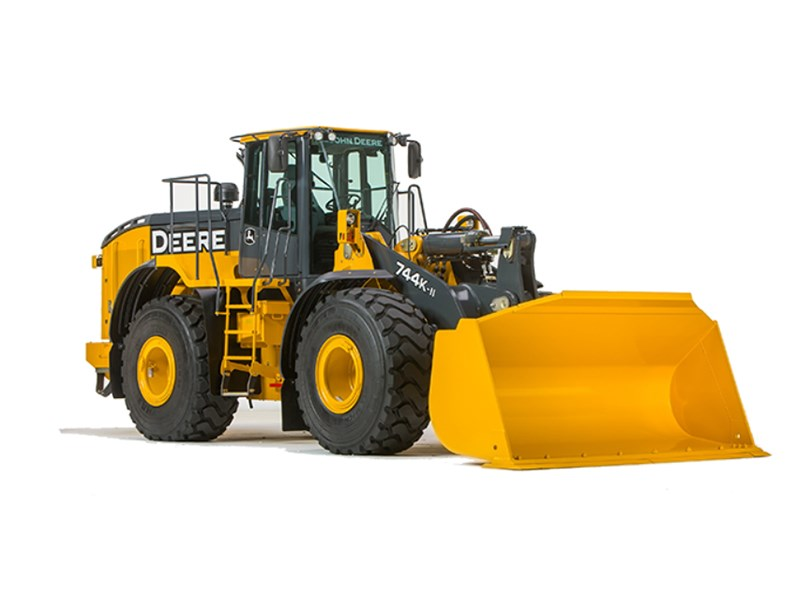 John Deere 744K Wheel Loader