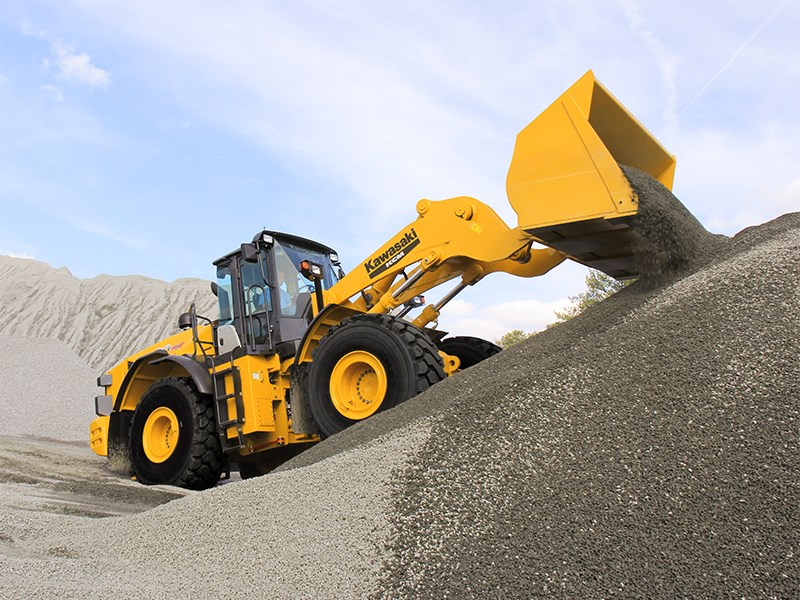 Kawasaki 90Z7 Wheel Loader