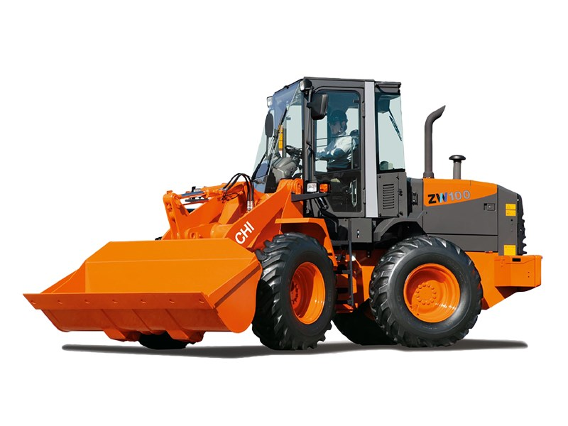 Hitachi ZW100 Wheel Loader