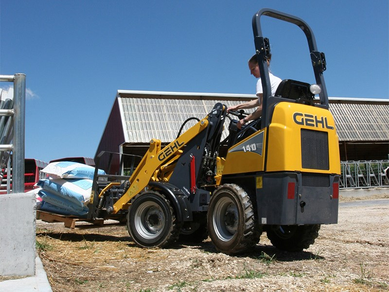 New Gehl 140 Loaders For Sale