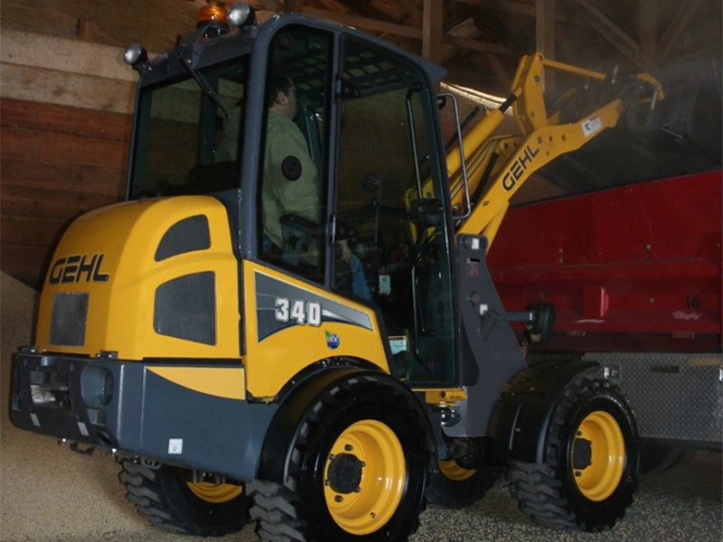 New GEHL 340 Loaders for sale