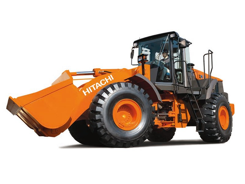 Hitachi ZW310 Wheel Loader
