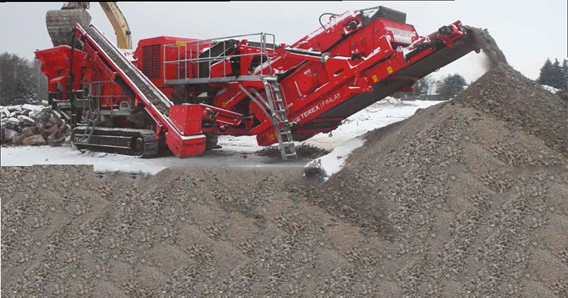 Terex-Finlay I-130RS