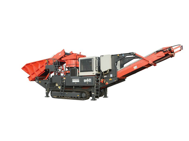 Sandvik-QH441 one Crusher