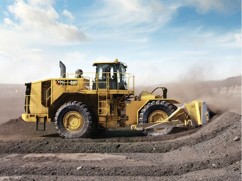 Caterpillar 834K Wheel Dozer