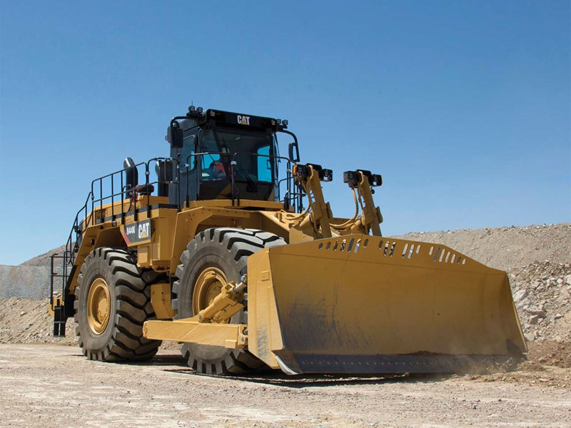 Caterpillar 844K Wheel Dozer