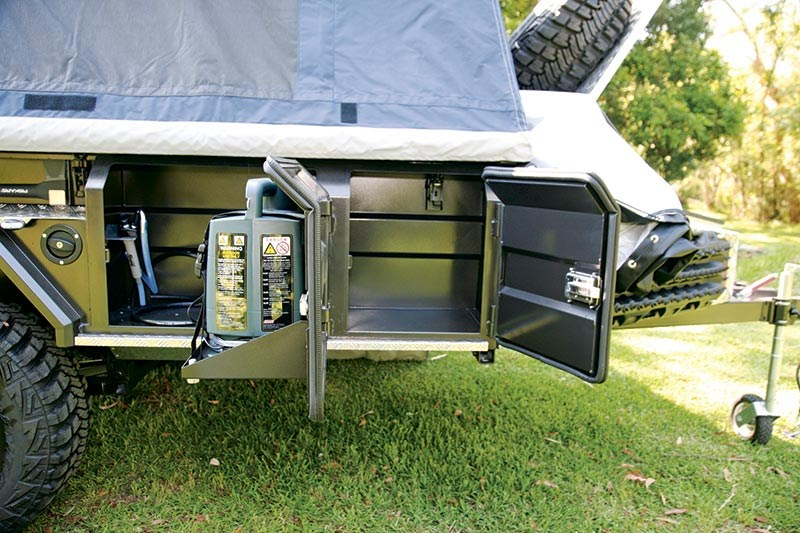 Johnno's Camper Trailers X-R15