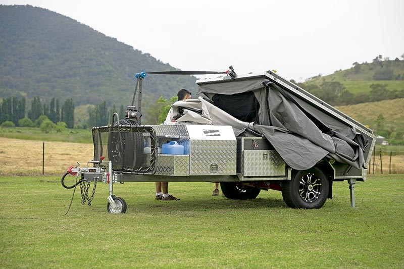 Mars Campers Extremo