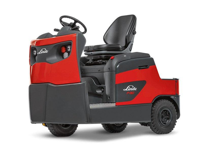 Linde P80 Tow Tractor