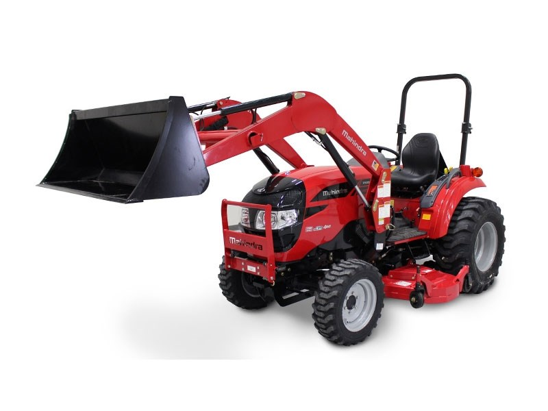new mahindra 1538 hst tractors for sale rh tradefarmmachinery com au Garden Tractor Loader Mahindra Tractor 6520