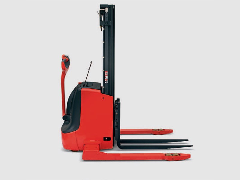 Linde L10AS L12AS Walkie Stacker