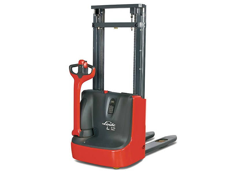 Linde L10B L12i Walkie Stacker