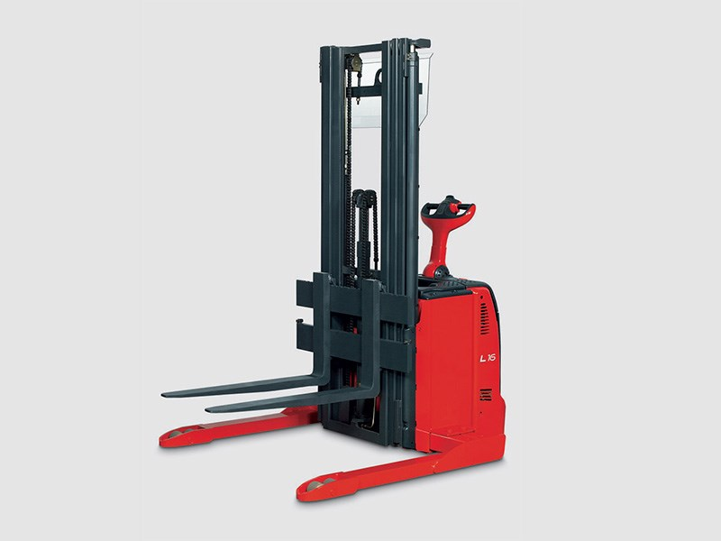 Linde L14AS L16AS Walkie Stacker