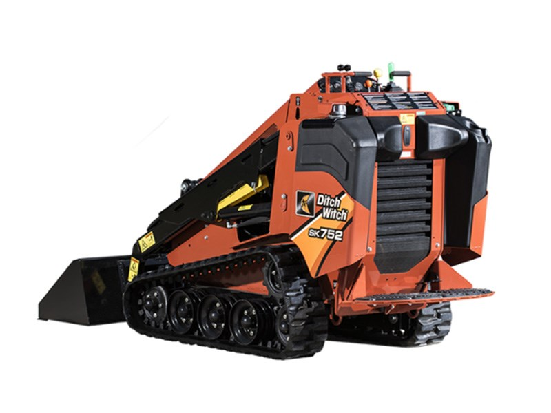 Ditch Witch SK752 Skid Steer