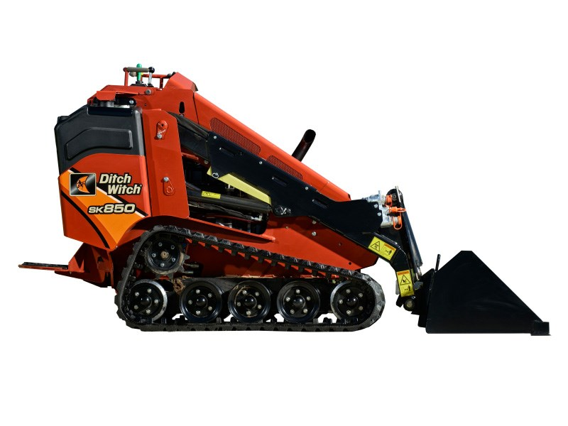 Ditch Witch SK850 Skid Steer