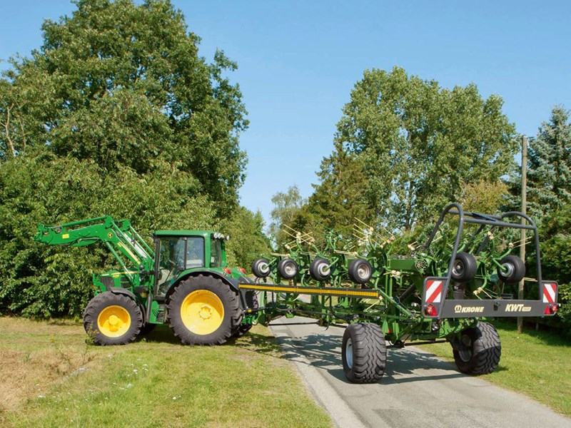 New KRONE KWT 1600 Hay Tools for sale