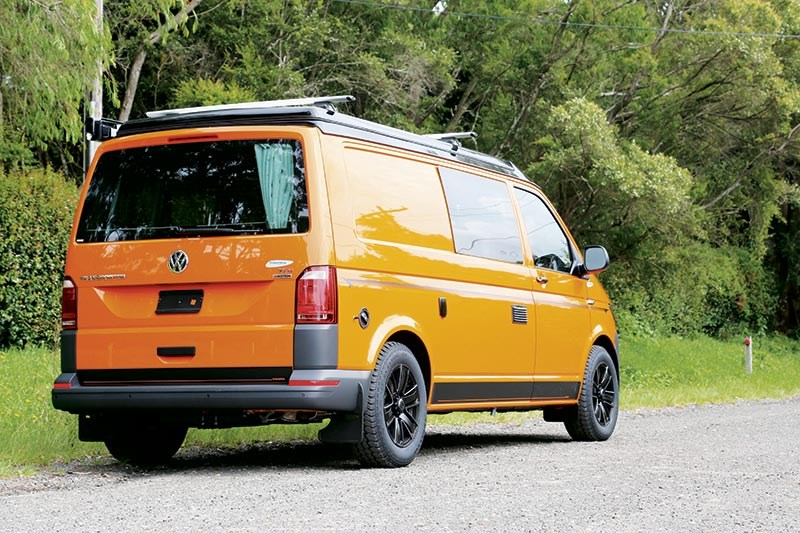 Frontline Adventurer VW T6