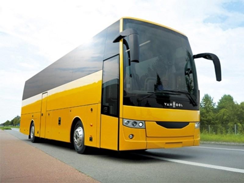 Van Hool Bus >> New Van Hool Ex Buses For Sale