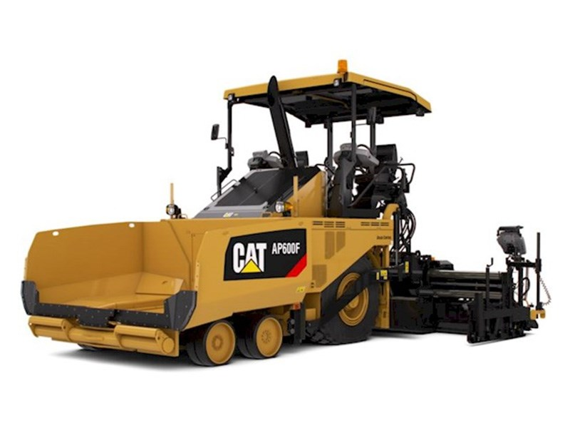 Caterpillar AP600F Paver