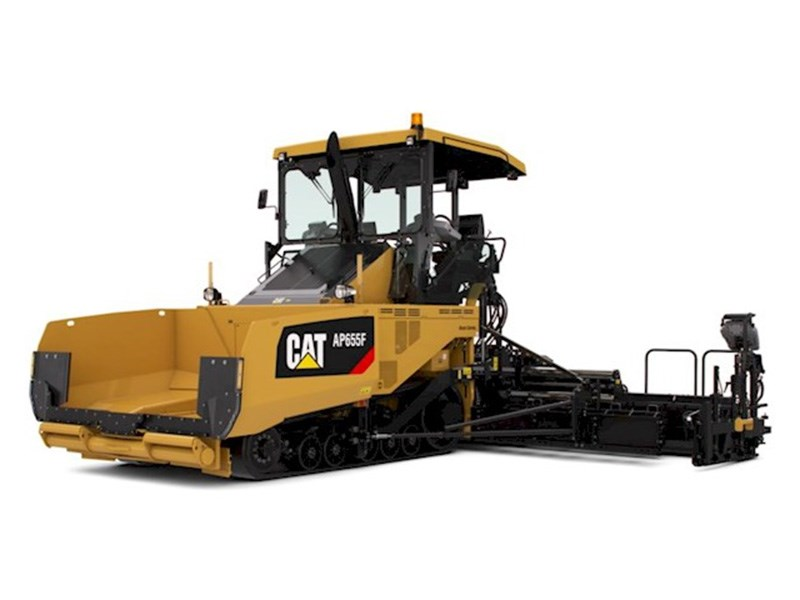 Caterpillar AP655F Paver