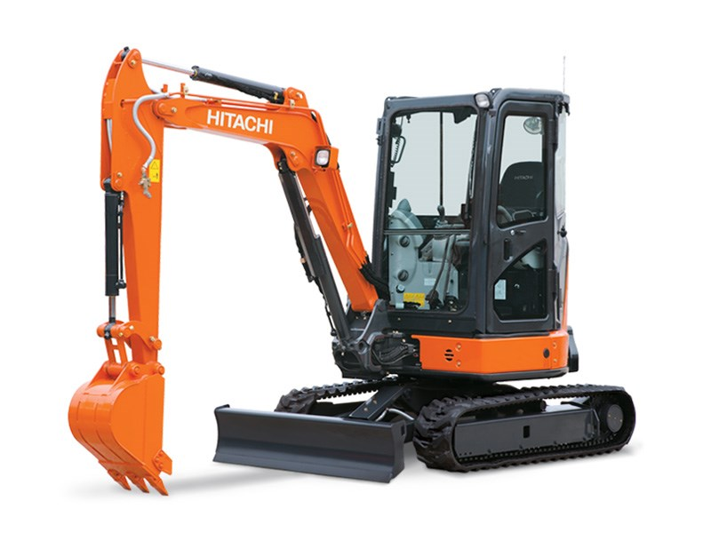 Hitachi ZX33U-5 Mini Excavator
