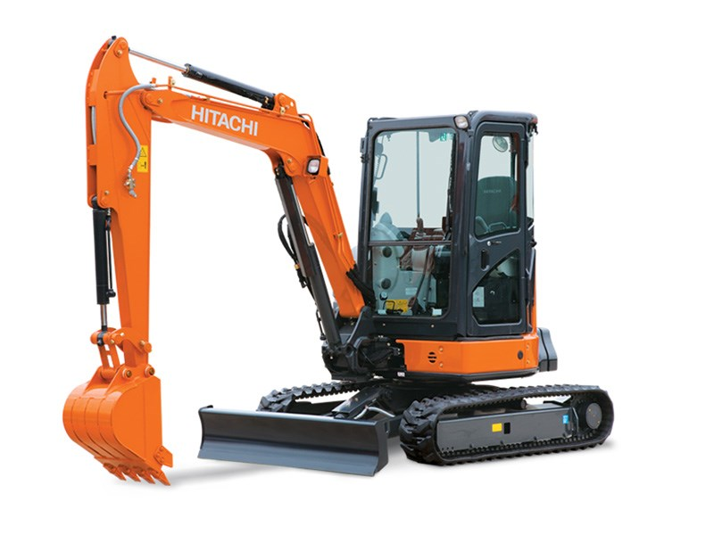 Hitachi ZX38U-5 Mini Excavator