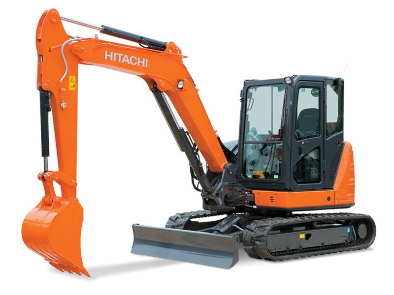 Hitachi ZX65USP-5 Mini Excavator