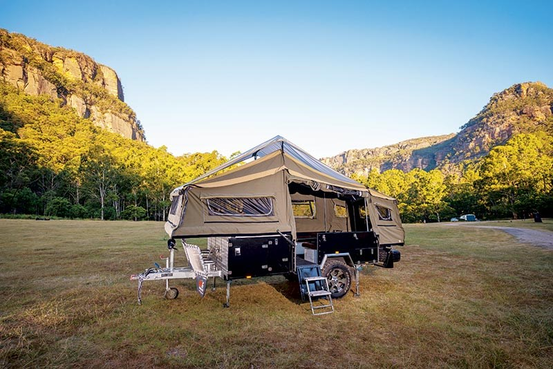 Market Direct Campers Cruizer