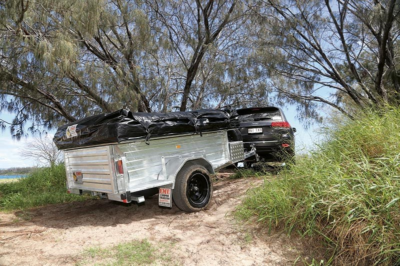 Emu Campers SUV Semi Off Road