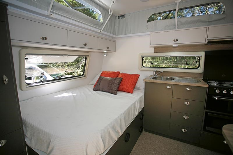 Goldstream 1760 Bunk caravan